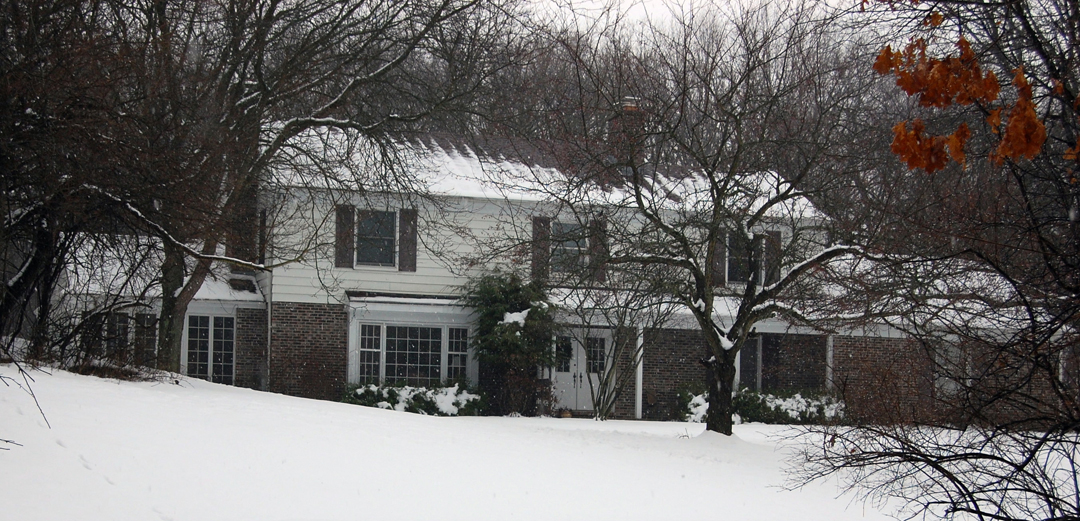 McHenry County Judge Maureen P. McIntyre became the sole owner of this Barrington Hills home after she divorced her ex-husband, Raymond X. Henehan. But numerous public records list Henehan as still living in the house. | Sun-Times Media