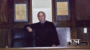 Judge Michael P. Toomin