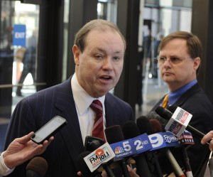 Attorney Dan Webb was named special prosecutor to investigate the death of David Koschman.  |  Sun-Times Media