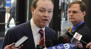 Attorney Dan Webb was named special prosecutor to investigate the death of David Koschman.  |  Sun-Times Media