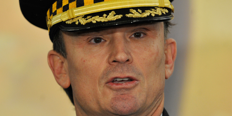 Former Chicago Police Supt. Jody Weis