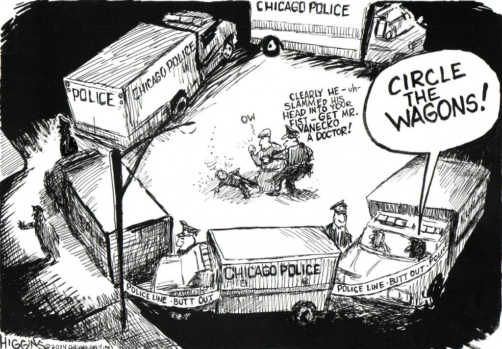 Jack Higgins (cartoonist) Jack Higgins editorial cartoons The Killing of David Koschman