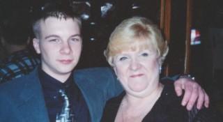 David Koschman with his mother Nanci Koschman. | Provided photo