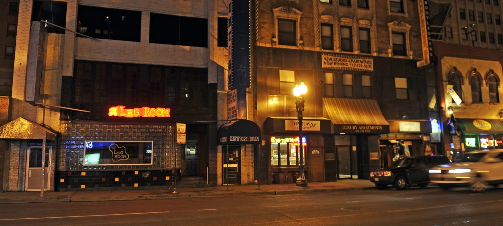 David Koschman and his friends had been at this bar minutes before he was punched by R.J. Vanecko, a nephew of Mayor Richard Daley.