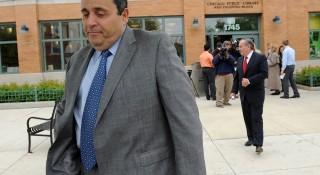 Sam Roti, former head of Mayor Daley's security detail