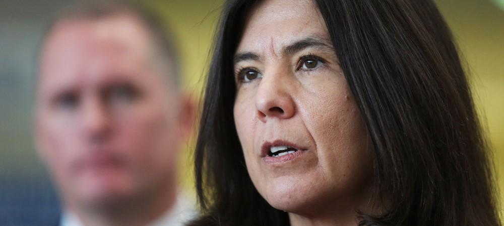 Cook County State's Attorney Anita Alvarez