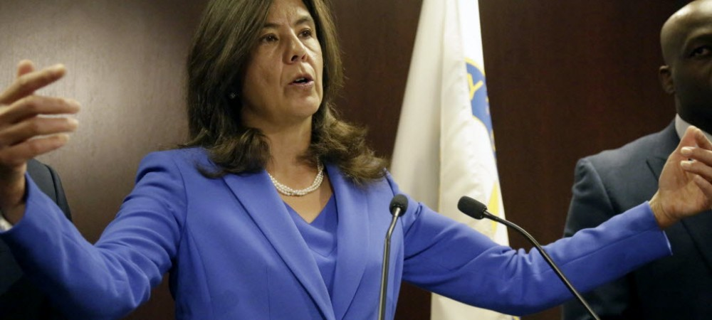 Cook County State's Attorney Anita Alvarez.  AP file photo