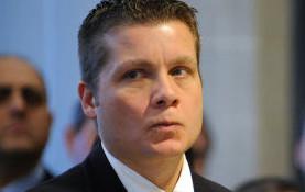 Sgt. Samuel Cirone, seen in January 2011.