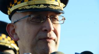 Former interim Supt. John Escalante. | Ashlee Rezin / Sun-Times